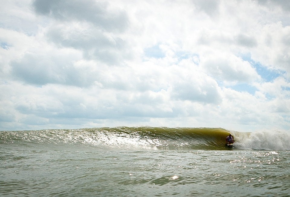Being in the right place at the right time is key to surfing a lot of Florida beach breaks. Here's the sweet spot.