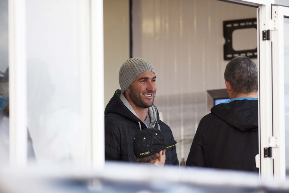 Parko can sense that world title, it is only a few heats away. 12 straight heats wins will guarantee it.