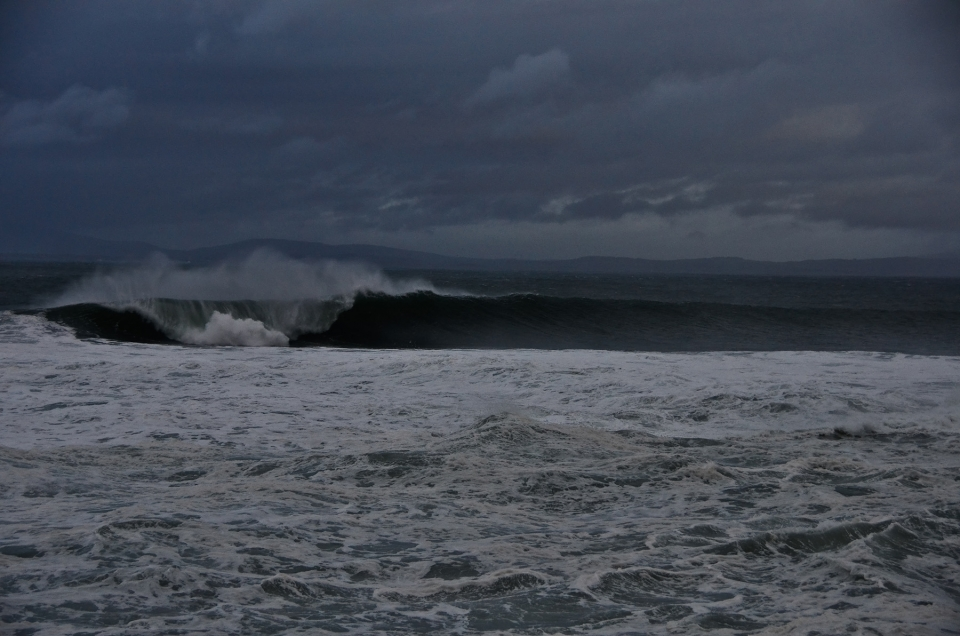 First light and the surf had yet to fill in, protagonists were disappointed.