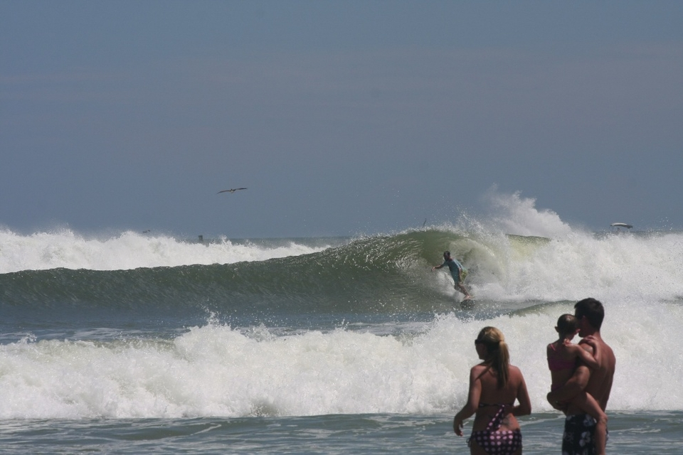 Ponce Inlet, Florida on Labor Day.    More  here