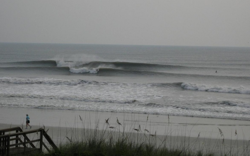 First hit of Katia in Florida.    More  here