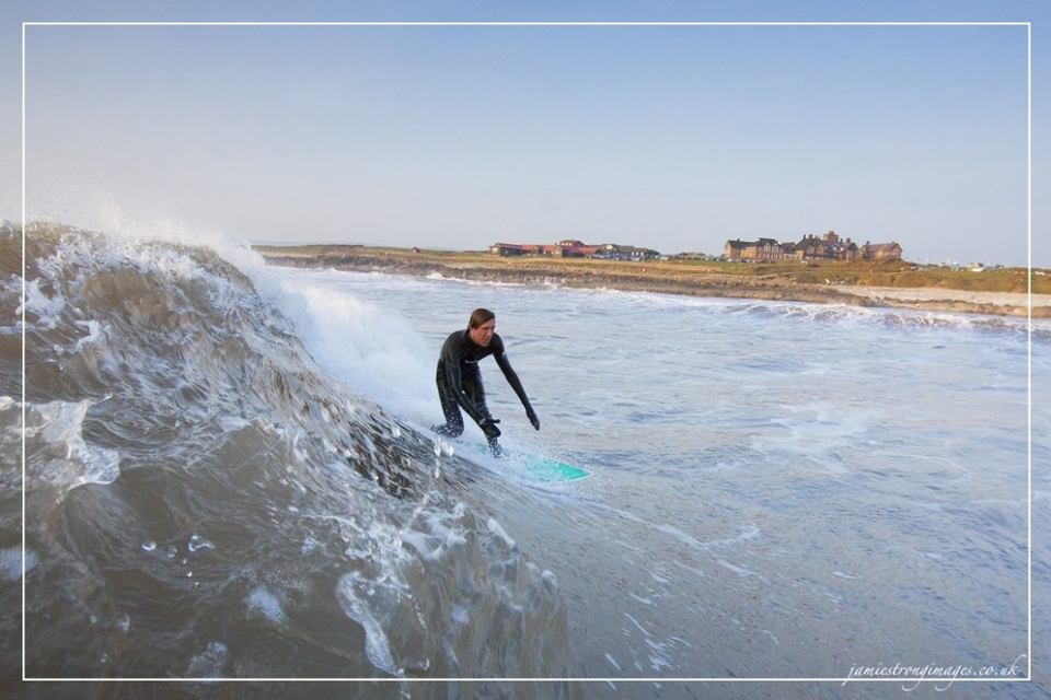 Porthcawl famous for its tarmac beach serves up the goods.    More from Jamie Strong  here