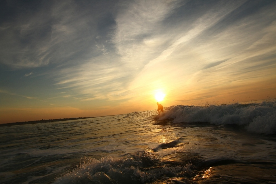Ruggles, Rhode Island sunset session.