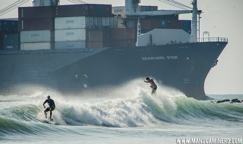 Great fun session after Sandy in South Florida.