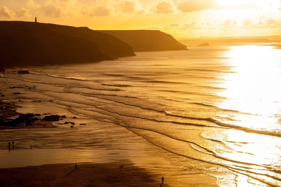 Porthtowan is getting a lot of love