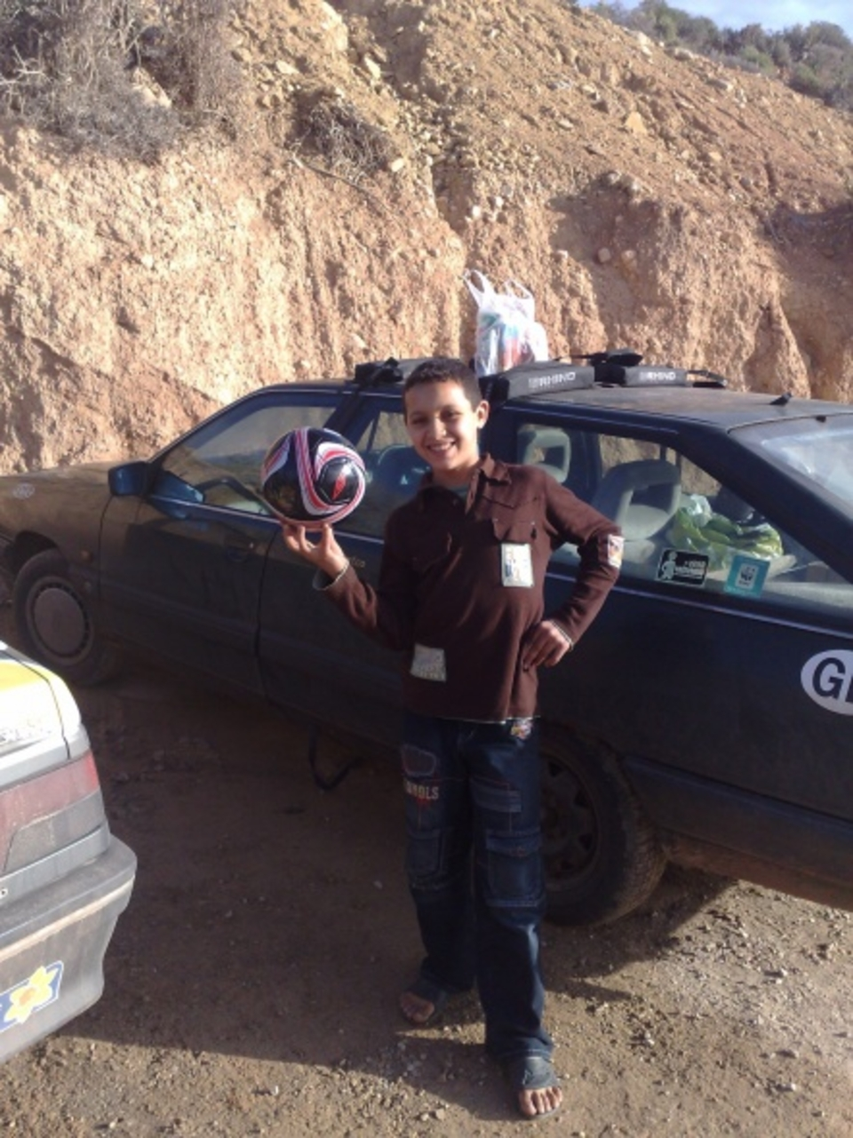 Football Kid Taghazoute