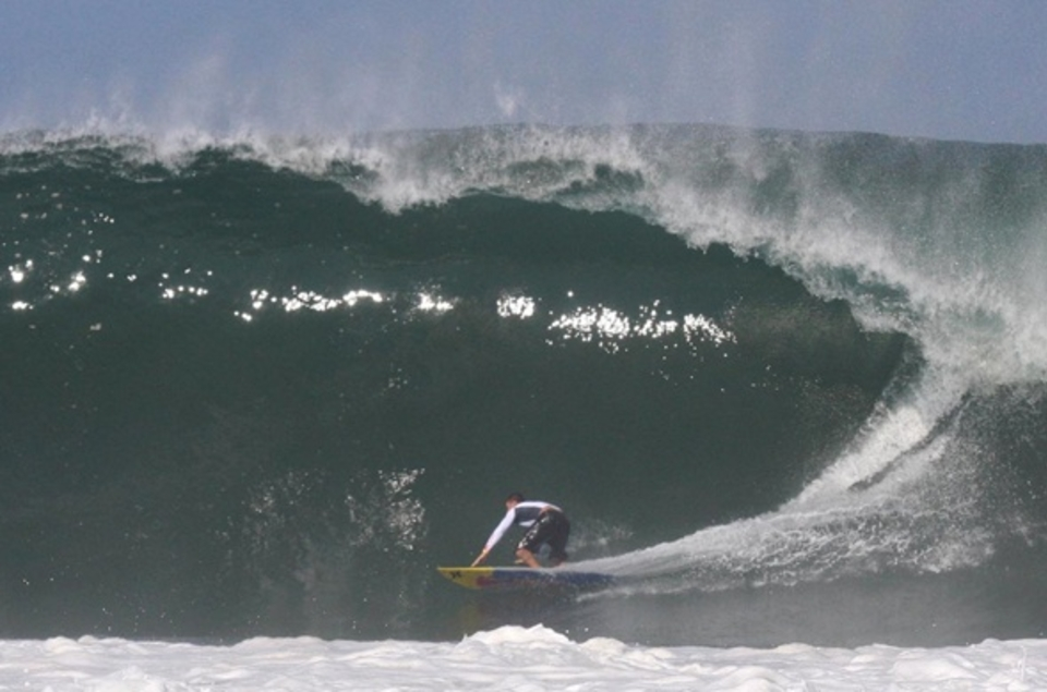 Top big wave rider ... Coco Nogales