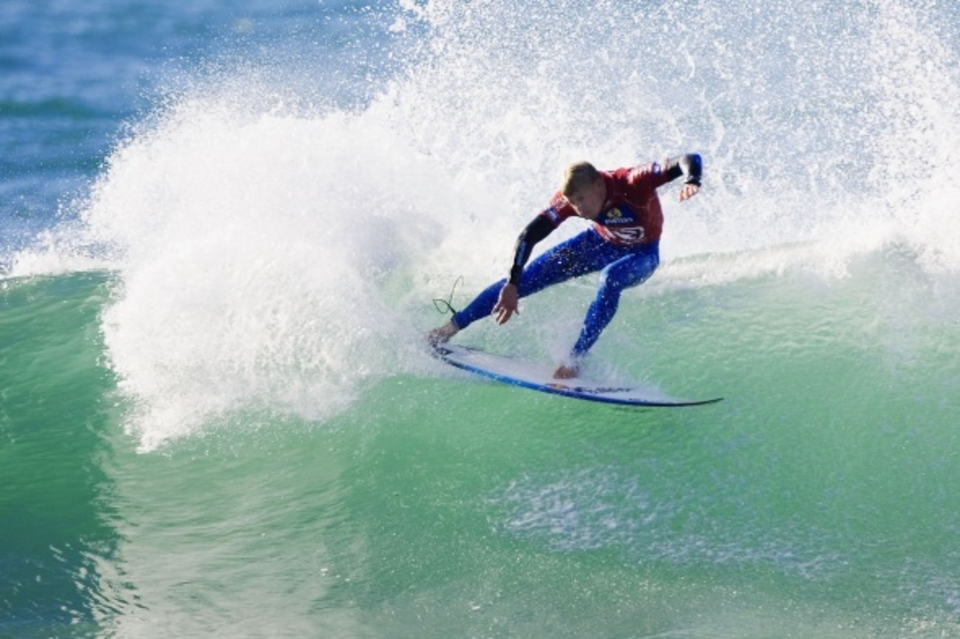 Looking for Dream Tour title two ... Mick Fanning