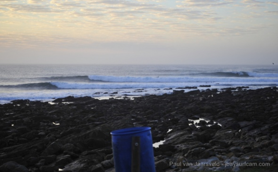 Seal Point at Cape St. Francis was the venue for the event and delivered some classic surf during the week