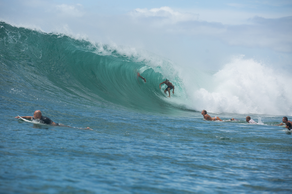 Leonardo Fioravanti at Snapper.