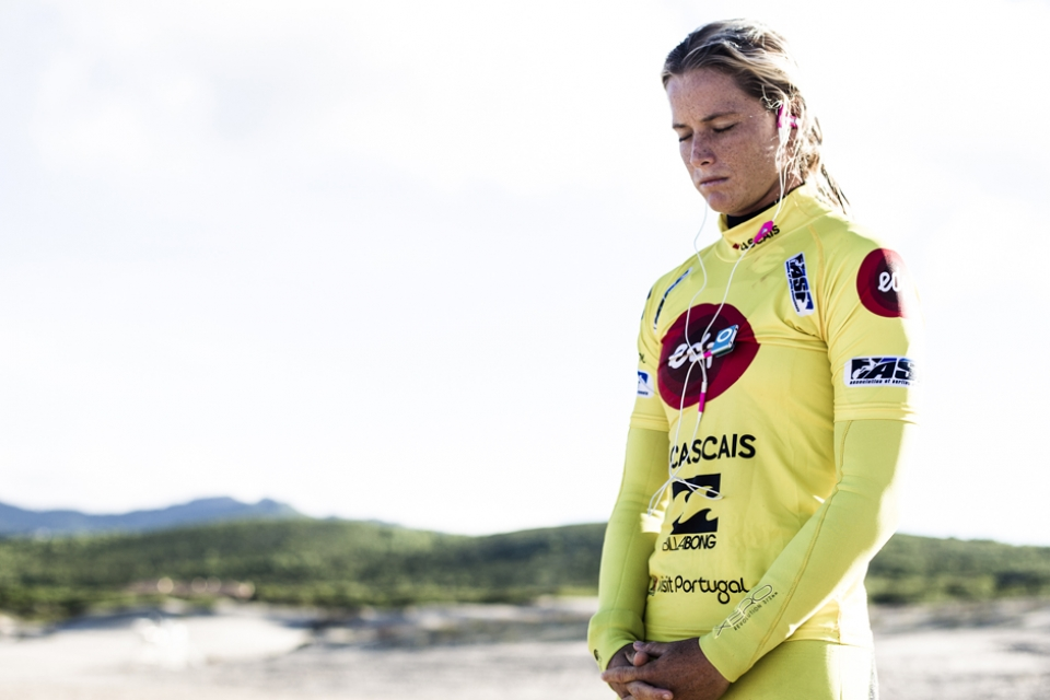 Paige Hareb lost out to Coco Ho in Quarterfinals.