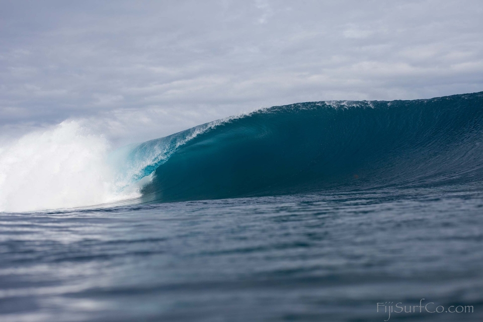 Will we see waves like this during the comp? Oh yes we will ... Rio? Where's that?