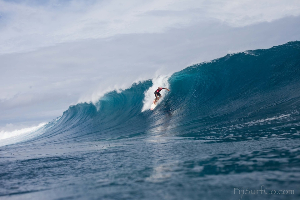 Freddy P is one of the wildcards into the event ... We love his surfing and would lay money on him progressing.