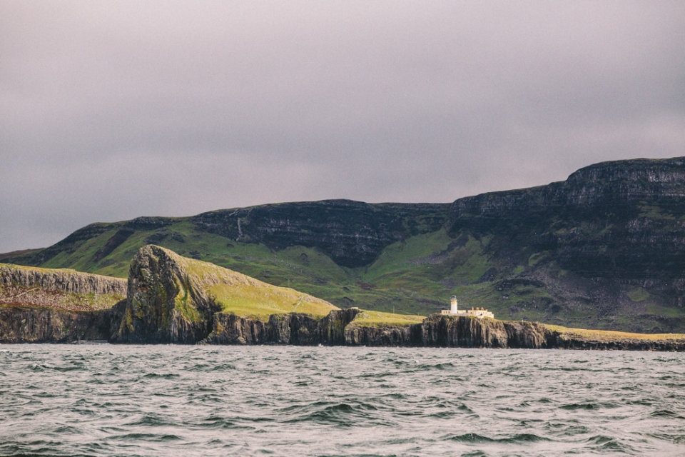 These lighthouses are really pretty during the day, by night they become a necessity for navigating these treacherous waters.