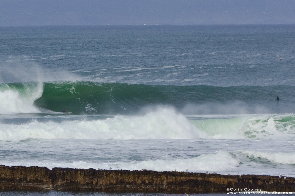 Conor Maguire is coming into his own.  Grown up surfing by a very young man.