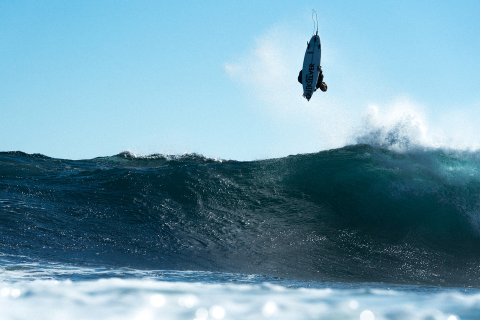 Mikey Wright, of course.