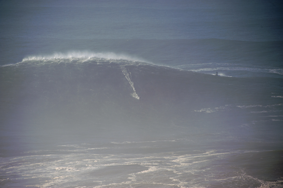 Nazare - do you want more? Sebastian Steudner does.