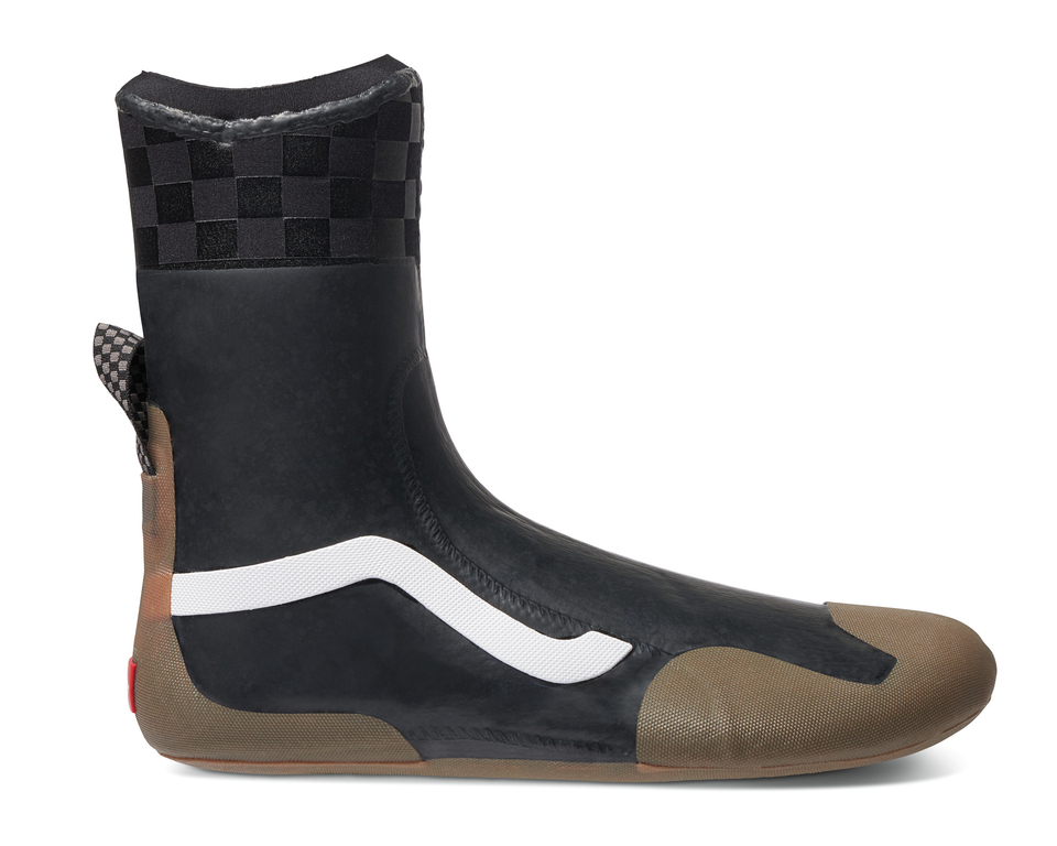 Vans Wetsuit Boot: Ultimate Form of
