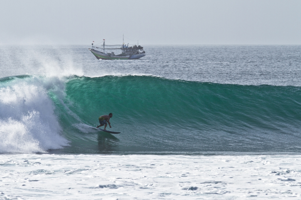Another unknown at Uluwatu.