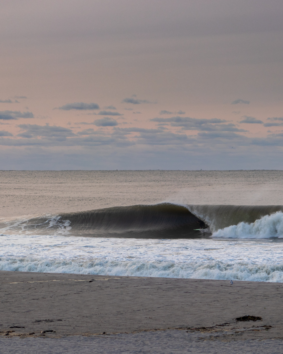 If you wanna know how to get barrelled on the east coast, ask Rob Kelly.