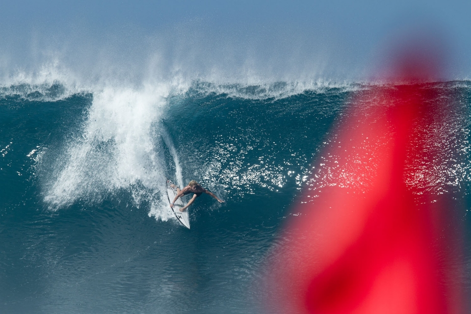 John John Florence was a standout, as has become the norm. Frame 1 of 5.