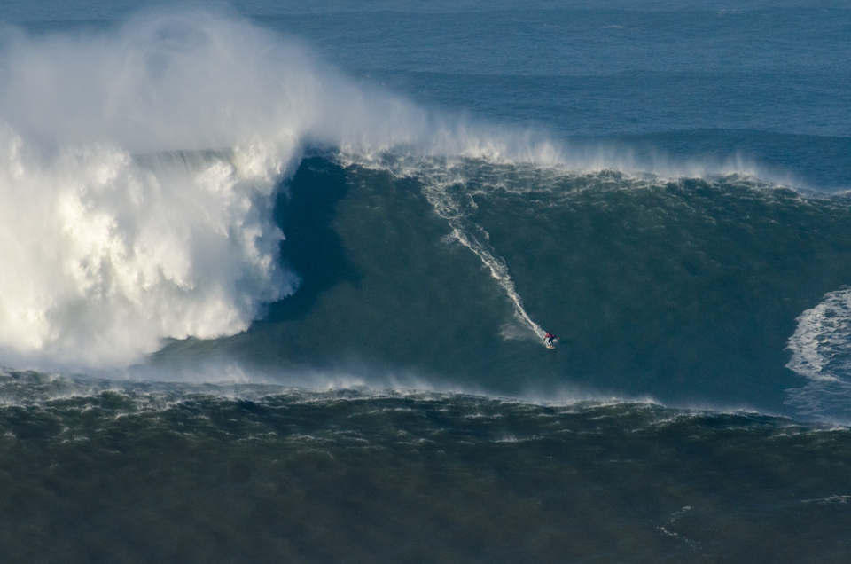Sancho at Nazare...