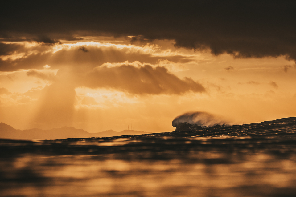 """I think surf photography is moving more towards Art. Already no one will be surprised with high-quality pictures of huge pipes and surfers inside them. It's our job to look away now and then. See what we are dealing with in the natural world. The orchestra of it all."