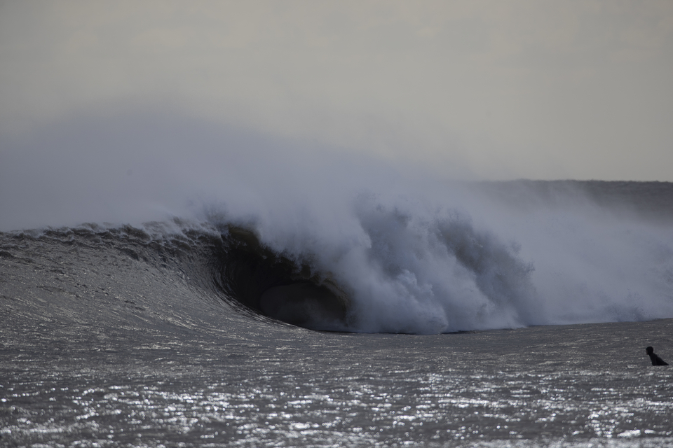 Things started to ramp up in the UK's north east, mid-week.