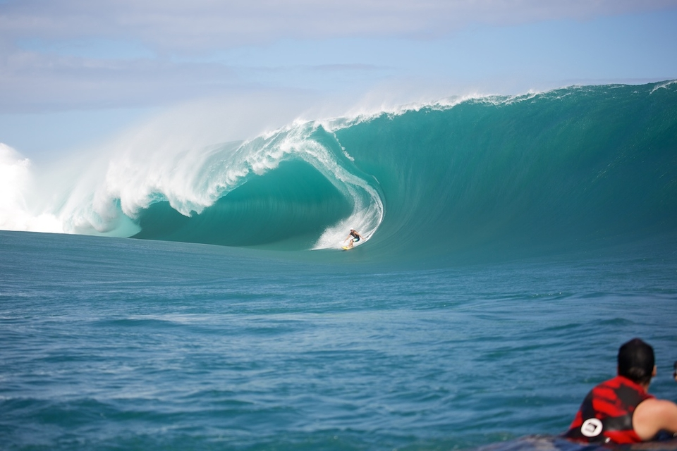 Flexing Teahupoo looks impressive but for the every day surfer, it's a pipe dream.