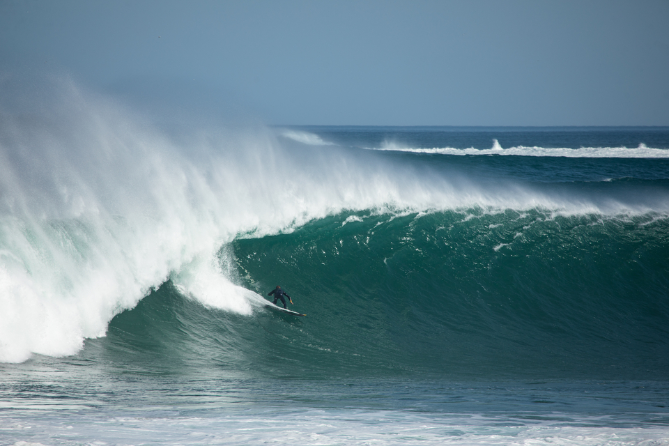 The offending wave and one Kepa Acero, long time Mundaka legend, called 'technically the best wave ever surfed there'. Natxo has been on an absolute tear recently.
