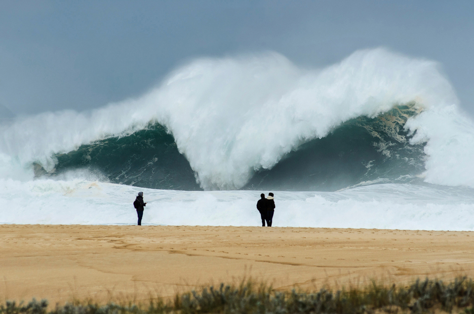 Don't question the power of Nazare.