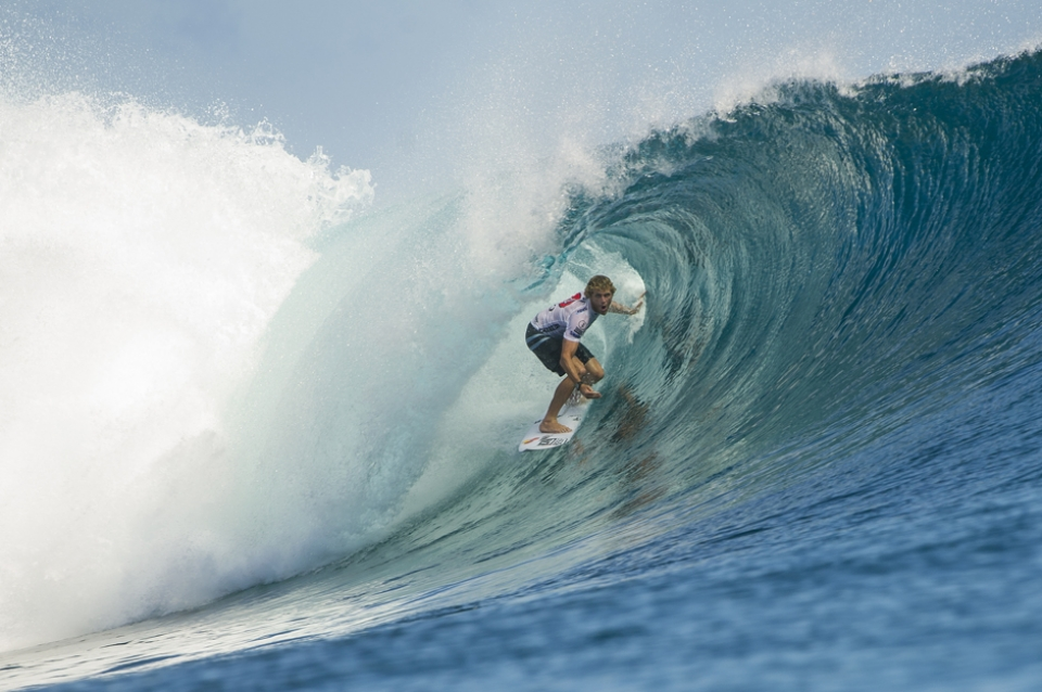 """Kai Otten says he always puts too much pressure on himself here forehand. And having dominated his heat against Dusty Payne and Gabriel Medina he must feel chuffed.    """"I haven't had many trips here so I came early with Taj (Burrow) and got the best Cloudbreak I've ever had,"""" Otton said. """"I was on such a high and then all week I had the worst free-surfs. I haven't been able to get a wave and I got pounded really bad on one wave, but then it all came together in that heat. It's been really fun here. It's a great place and the hospitality is amazing."""""""