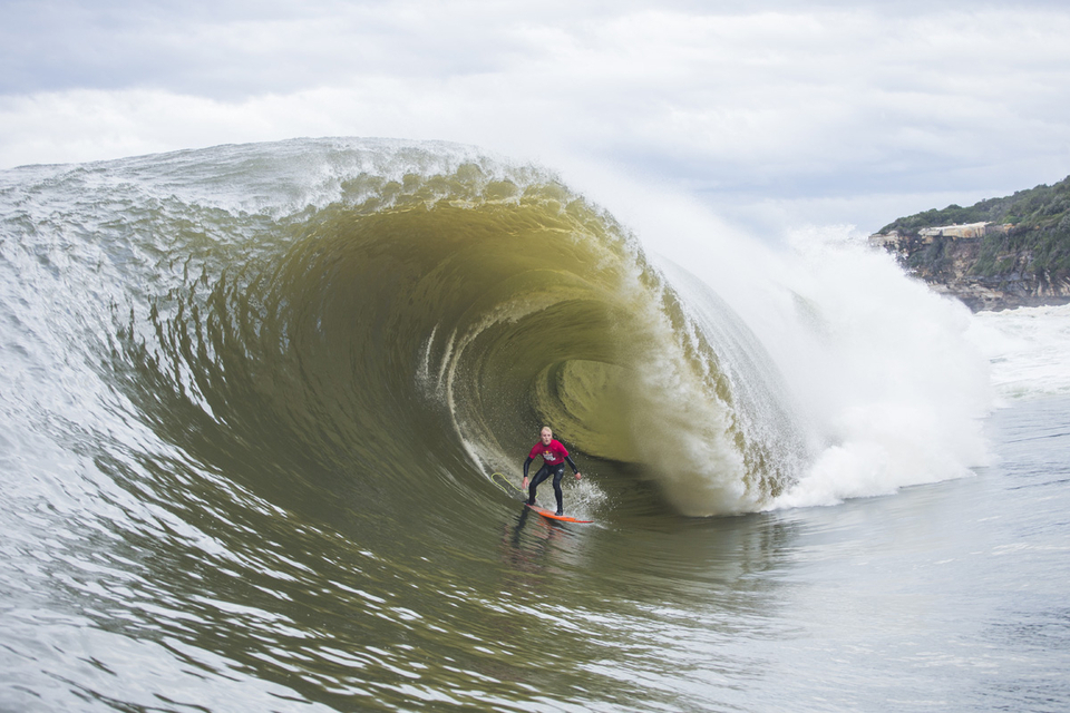 Russ at Cape Fear.