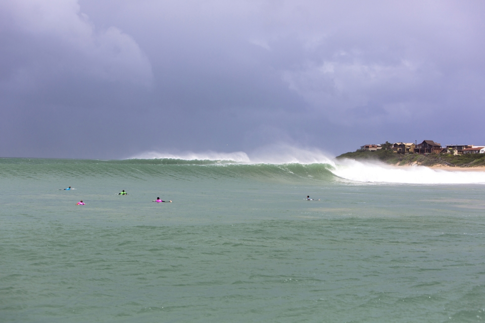 Have you been to Jeffreys Bay?