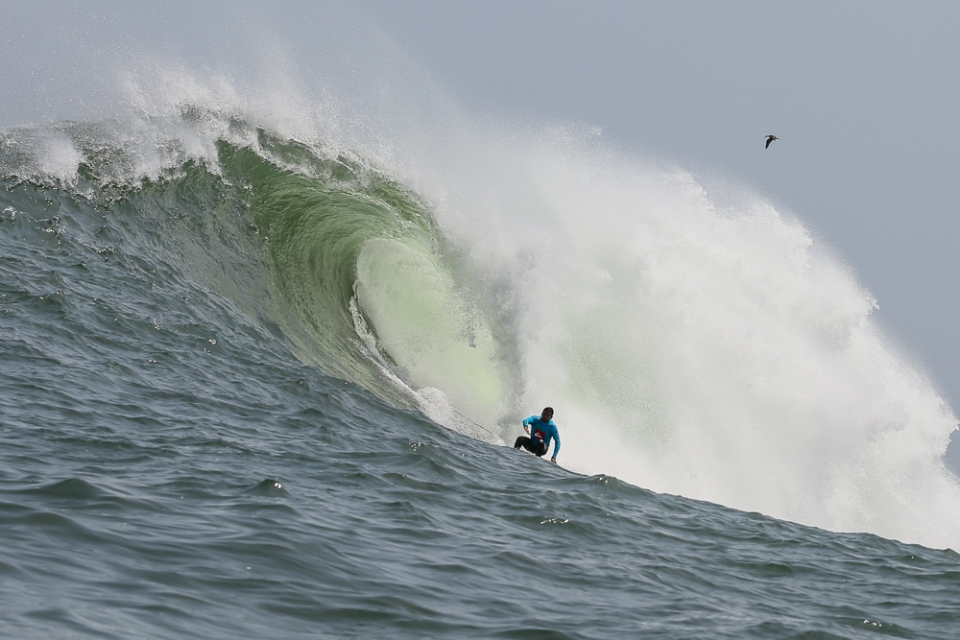 Sometimes the bigger the barrel is, the harder it is to find. Rider: Jaime Venegas