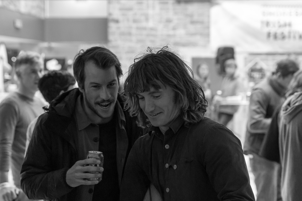Last year, msw surprised Noah Lane as the winner of the Winter Sessions and here we find him splitting beers with Matt Smith.