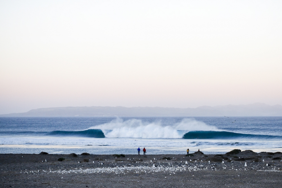 Pipeline/Backdoor comes to Baja.