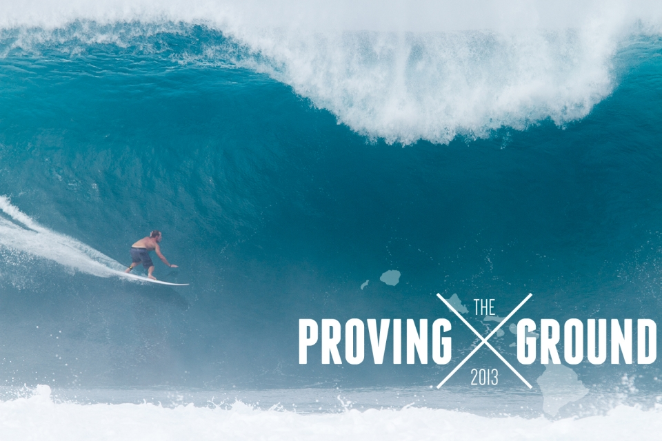 CJ Hobgood's affinity with heavy Pipeline is well known, get him in your Pipe team right now.