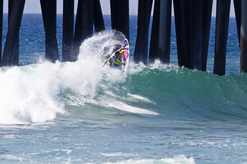 Mitchel Coleborn stomped his heat, he's one laying a beady eye on the big time next year.