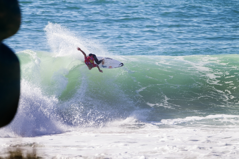 Fanning avoided any major blunders. He took down the trials winner, Jacob Willcox, and looked his powerful, consistent self.