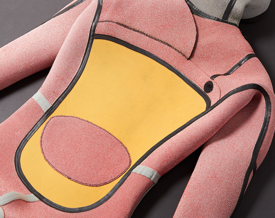 The internal lower back/kidney patch has been a hit for all testers. Keep those organs toasty.