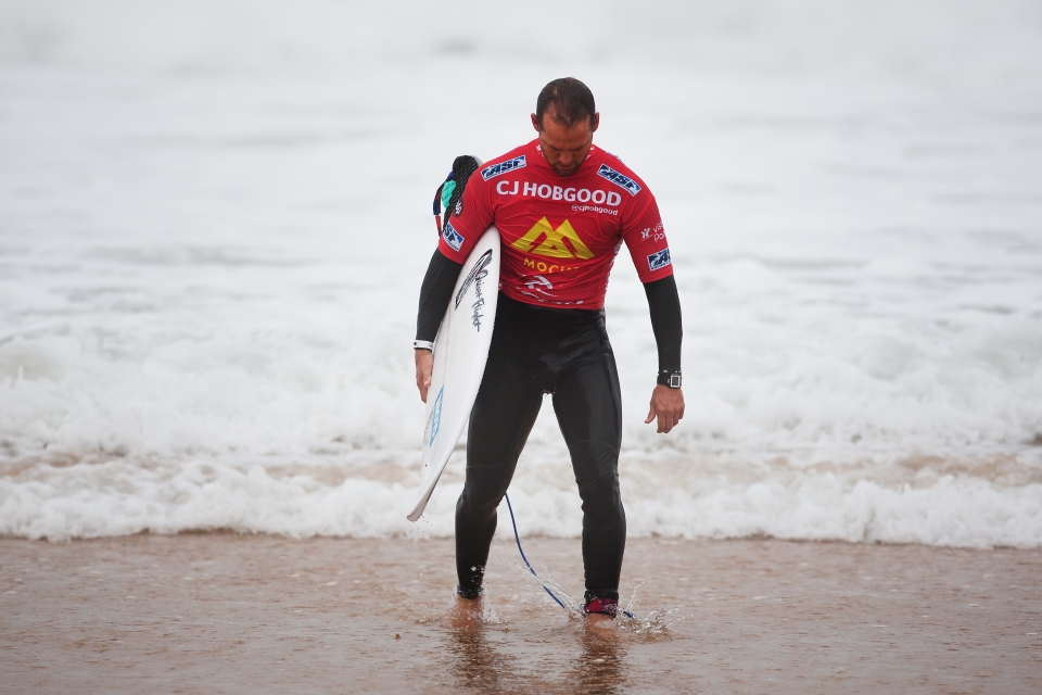 CJ Hobgood took out Yadin Nicol and Freddy P on his way to the fourth round.
