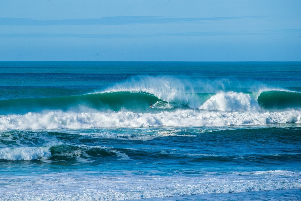 And wow, when Hossegor turns on, it is a delight.