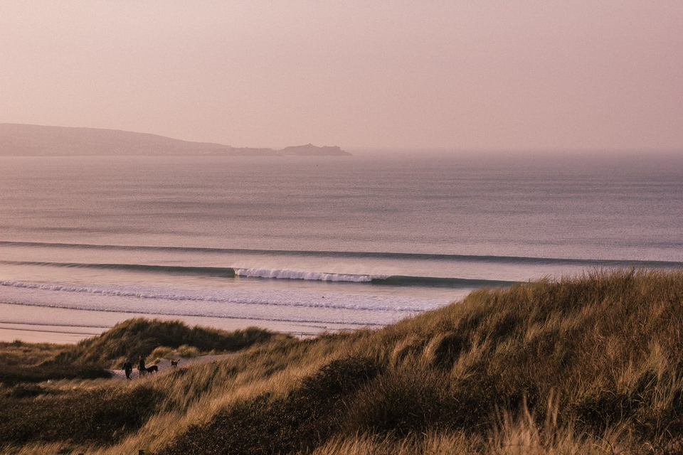 Those sheltered spots, nestled in a quiet corner of Cornwall.