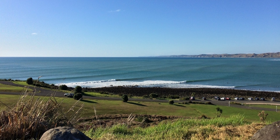 If the left hand, leg burning point at Raglan is your flavour, then New Zealand should sit high on your to do list.