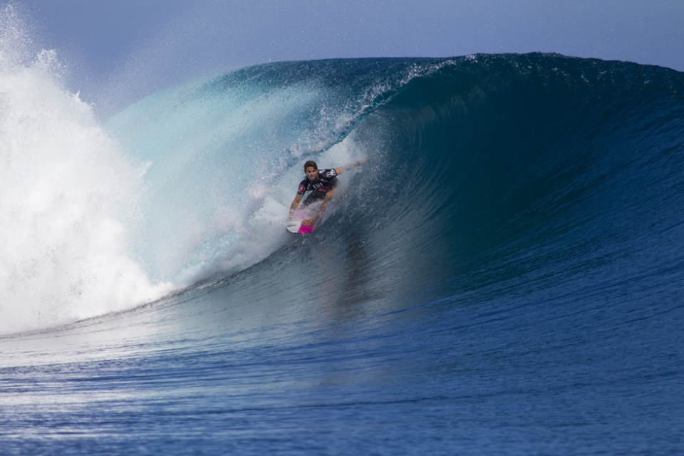 Yadin Nicol lost out to Travis Logie