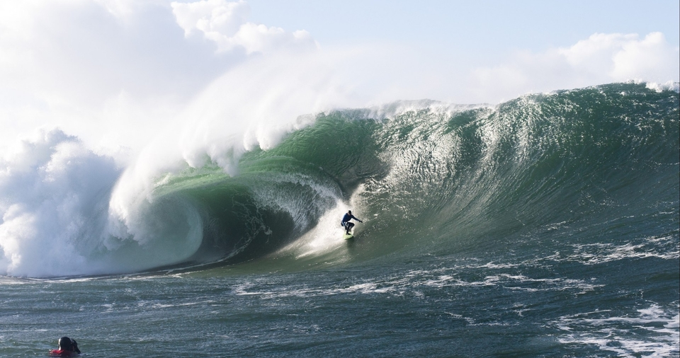 When this, too, is your escape, and it's torn away from you, again. Nic Von Rupp in Ireland a couple years ago.