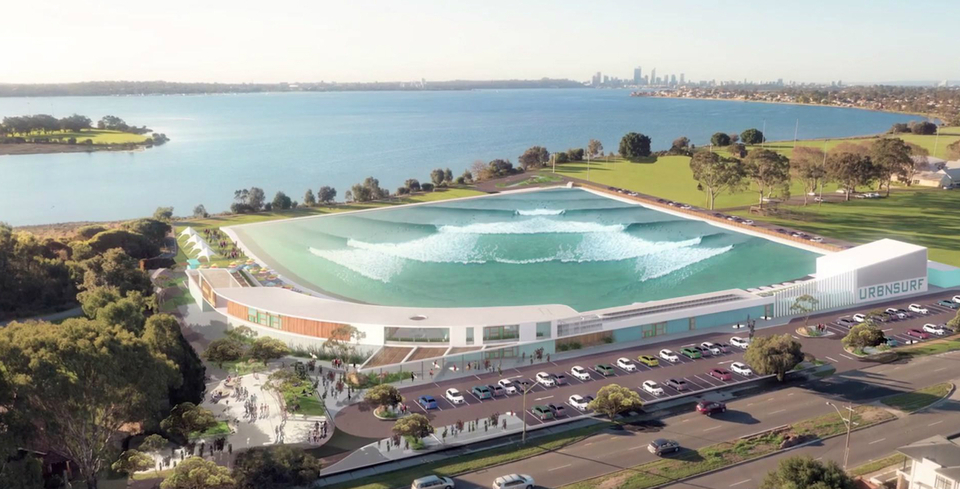 How the Perth facility good look. Needless to say, we were sceptical at first. How the wave park works is yet to be unveiled.