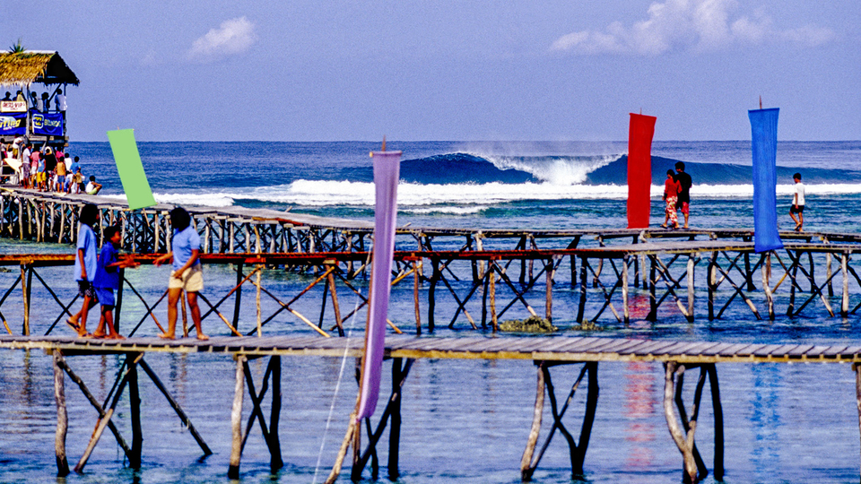 Even as the Philippines rode the surfing boom, ad dollars were already in the local region.