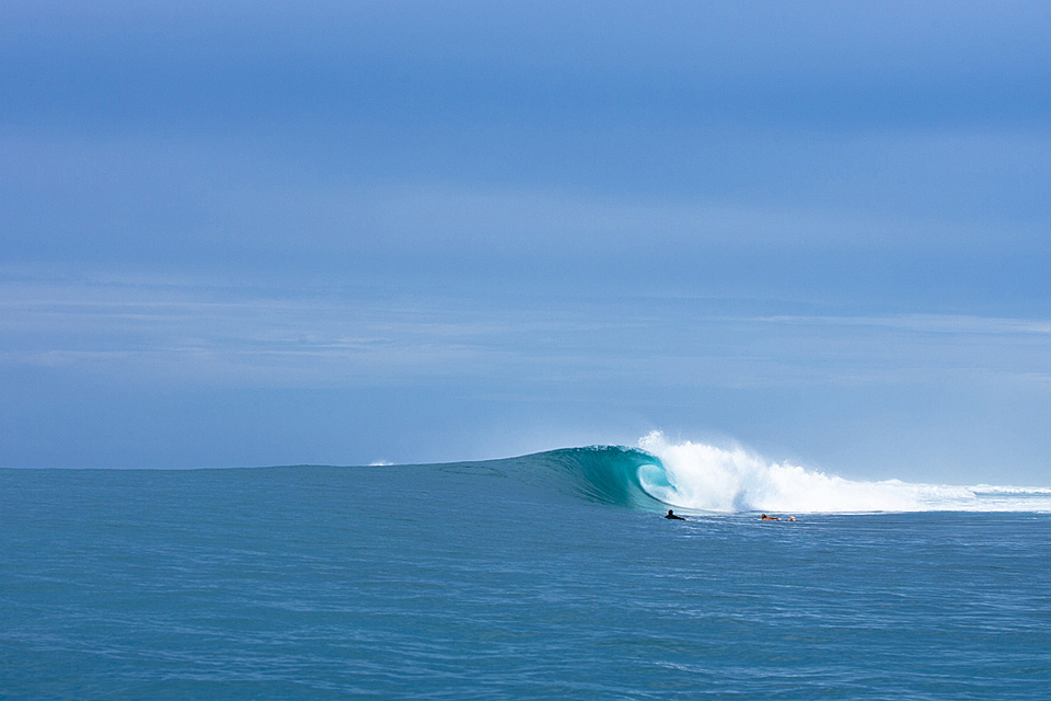 Its not for everyone. The name comes from the speed required to surf it ... you need to become the bullet